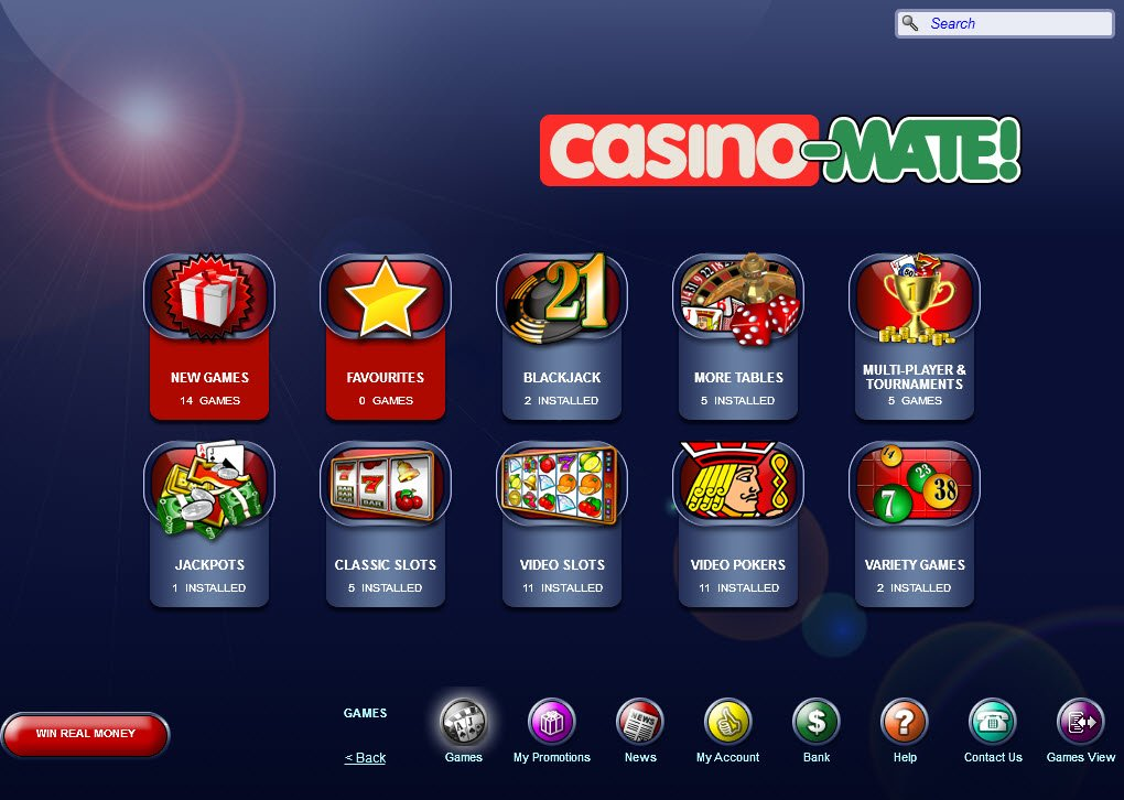 Get The Complete Detailed View On Casino Mate App